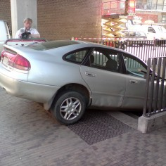 accident parking