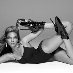 5 filles dansent sur Beyonce-Single ladies