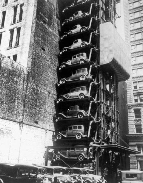 Parkings Verticaux